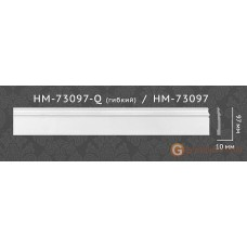 Напольный плинтус гибкий Classic home HM73097Q