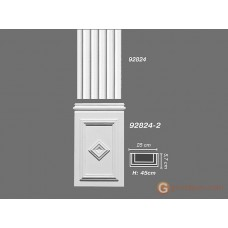 Пилястра Decomaster 92824-2