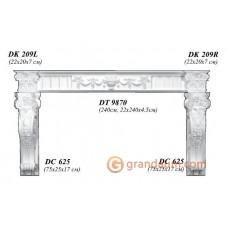 Портал для каминов Decomaster DT9870