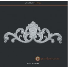 Орнамент Европласт 1.60.022