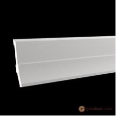 Напольный плинтус гибкий Европласт FLEX 1.53.105 (ПЛ-105)