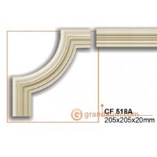 Угловые элементы и вставки Gaudi Decor CF518А