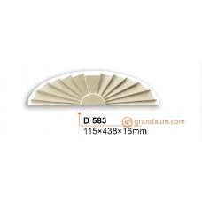Декоративное обрамление, для дверных проемов Gaudi Decor D583