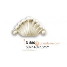 Декоративное обрамление, для дверных проемов Gaudi Decor D586