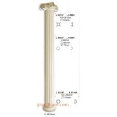 Колонны и полуколонны Gaudi Decor L9303 тело-Full