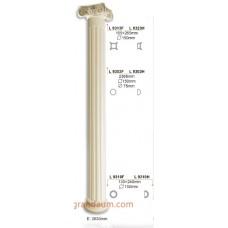 Колонны и полуколонны Gaudi Decor L9303 тело-Half