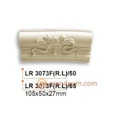 Молдинг радиусный Gaudi Decor LR 3073F(RL)65
