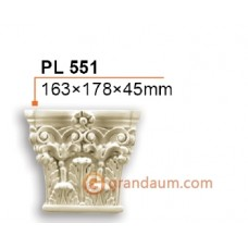 Пилястра Gaudi Decor PL551