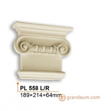 Пилястра Gaudi Decor PL558L