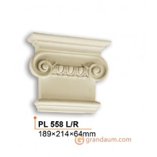 Пилястра Gaudi Decor PL558R
