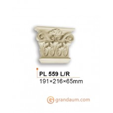 Пилястра Gaudi Decor PL559L