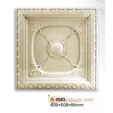 Потолочная плита Gaudi Decor R4043