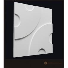 3D панели из гипса Кино