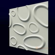 3D панели из гипса Брызги