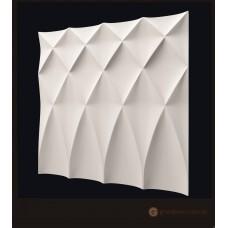 3D панели из гипса Буфф