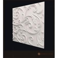 3D панели из гипса Венеция