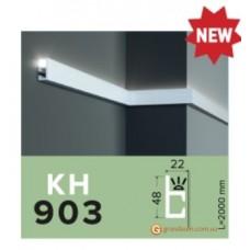 Карниз для скрытого освещения Grand decor KH 903 (2,00м)