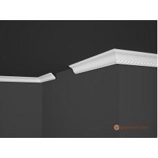 Потолочный плинтус с орнаментом, багет Marbet B1 32*32MM