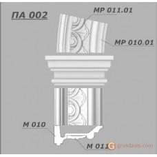 Фасадный декор, Замки Modus decor ПА 002Ф