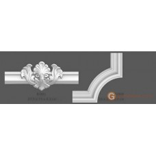Угловые элементы и вставки Modus decor В 001