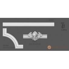 Угловые элементы и вставки Modus decor В 002