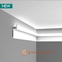 Карниз для скрытого освещения Orac decor  C382