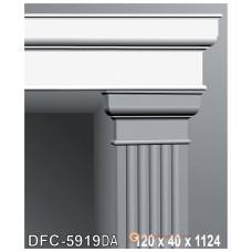 Декоративное обрамление, для дверных проемов Perimeter DFC-5919DA