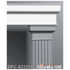 Декоративное обрамление, для дверных проемов Perimeter DFC-6222DA