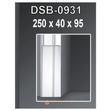 Декоративное обрамление, для дверных проемов Perimeter DSB-0931