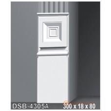 Декоративное обрамление, для дверных проемов Perimeter DSB-4305A