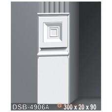 Декоративное обрамление, для дверных проемов Perimeter DSB-4906A