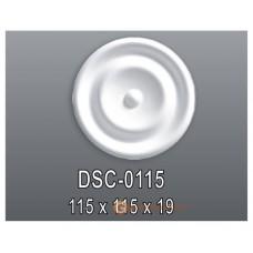 Декоративное обрамление, для дверных проемов Perimeter DSC-0115