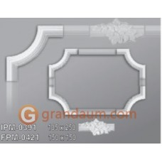 Угловые элементы и вставки Perimeter IPM0391