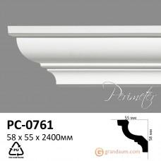 Карниз с гладким профилем Perimeter PC-0761