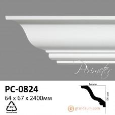 Карниз с гладким профилем Perimeter PC-0824