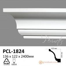 Карниз для скрытого освещения Perimeter PCL-1824