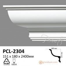 Карниз для скрытого освещения Perimeter PCL-2304