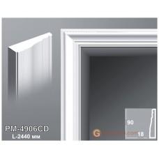 Декоративное обрамление, для дверных проемов Perimeter PM-4906CD