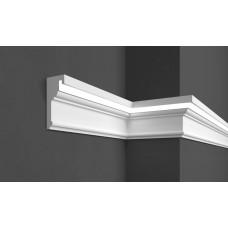 Карниз фасадный для скрытого освещения Prestige decor KC 308LED (2.00м)