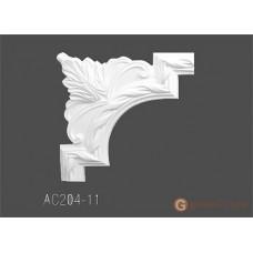 Угловые элементы и вставки Солид AC204-11