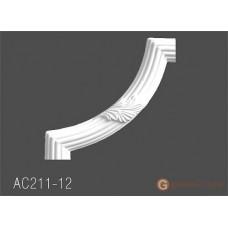 Угловые элементы и вставки Солид AC211-12