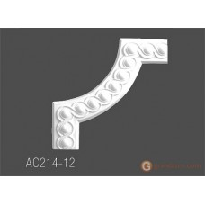 Угловые элементы и вставки Солид AC214-12
