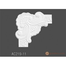 Угловые элементы и вставки Солид AC219-11