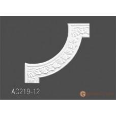 Угловые элементы и вставки Солид AC219-12