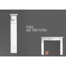 Портал для каминов Солид K3003