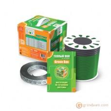 Нагревательный кабель Теплолюкс двужильный (10,5м, Green box GB 150)