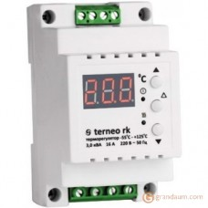 Терморегулятор Terneo электронный rk
