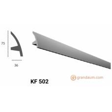 Карниз гибкий Tesori KF 502 (2.44м) Flexi