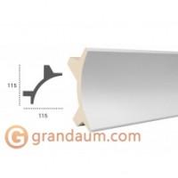 Карниз для скрытого освещения Tesori KF 706 (2.44м)
