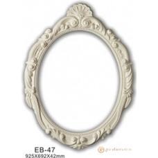 Декоративное обрамление, для зеркал Vip decor EB- 47